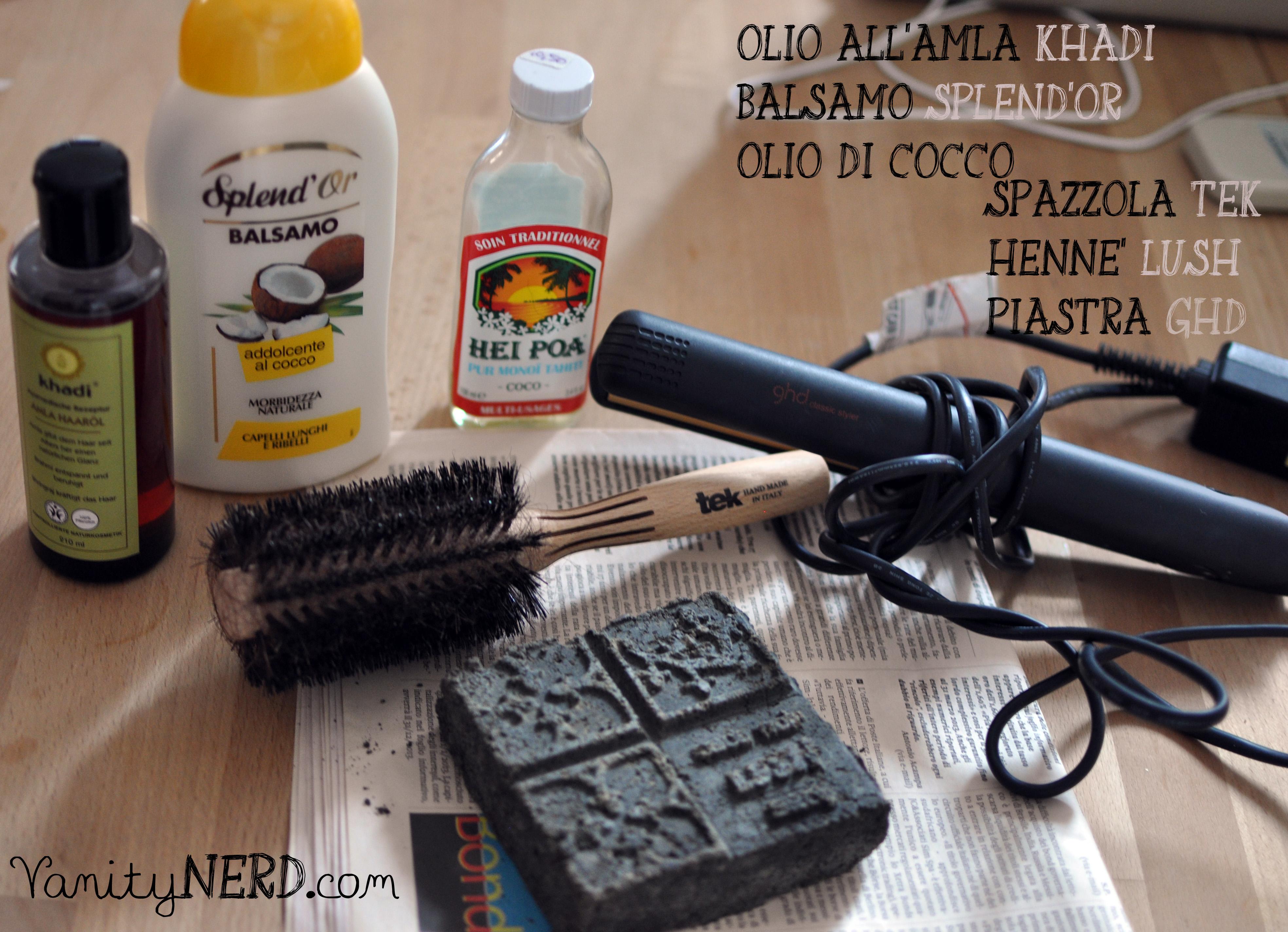 I prodotti che hanno cambiato la vita dei miei capelli ...