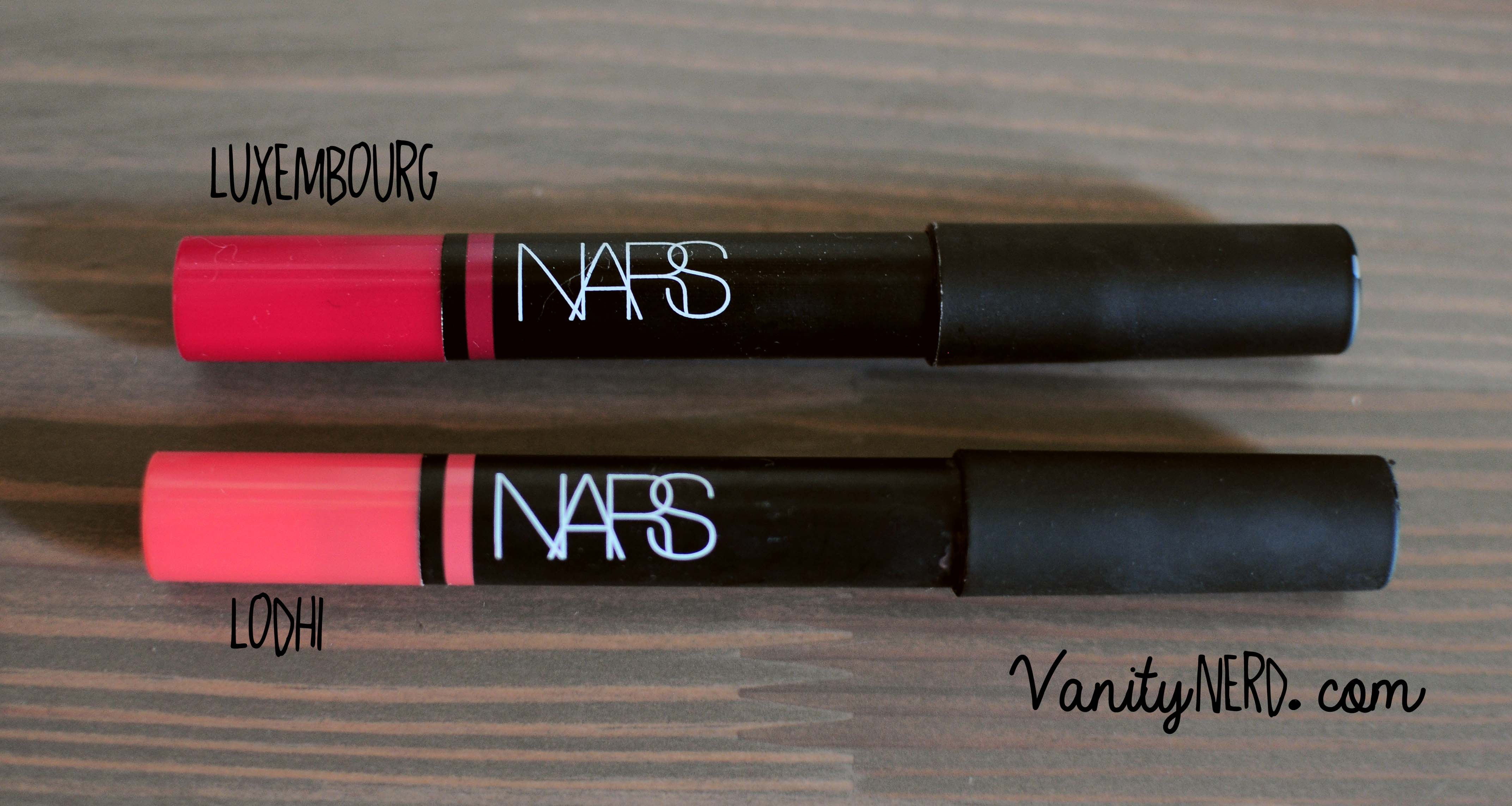 Lip pencil NARS