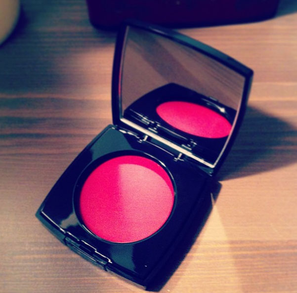 Blush in crema Fantastic di Chanel