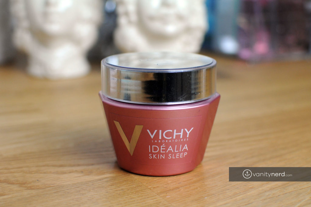 Vichy Idealia Skin Sleep crema notte
