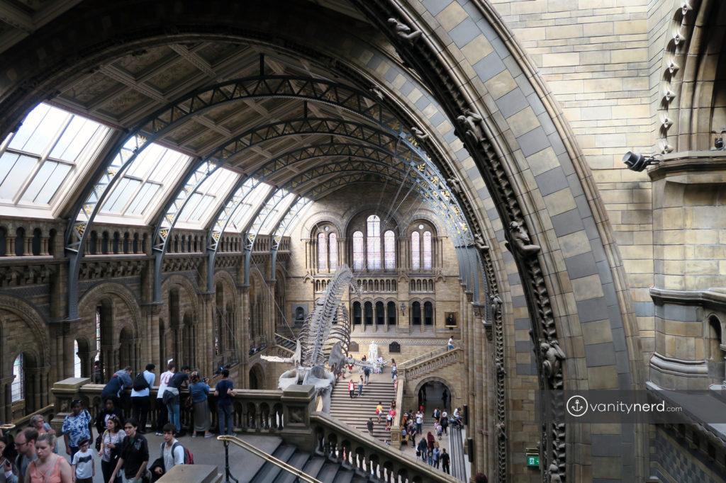 Londra National History Museum