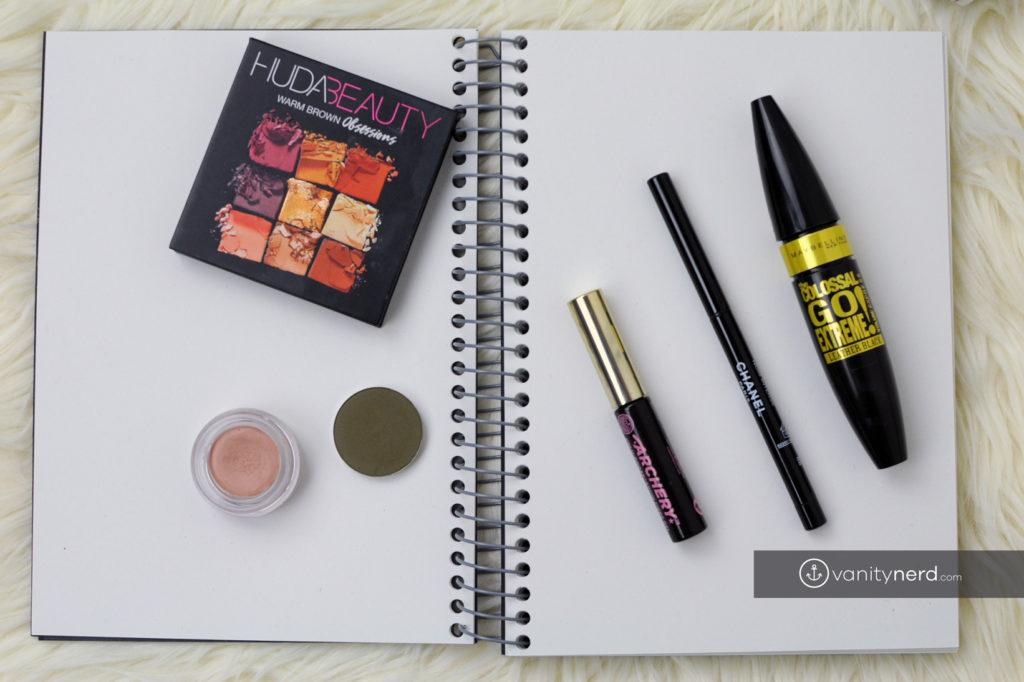 preferiti makeup 2017