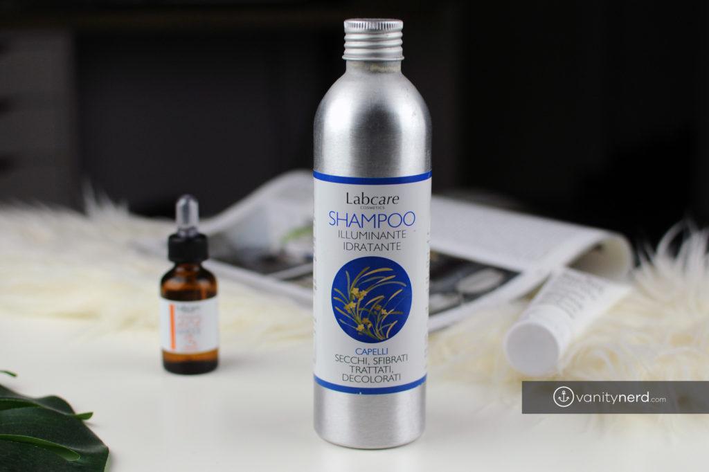 shampoo labcare recensione