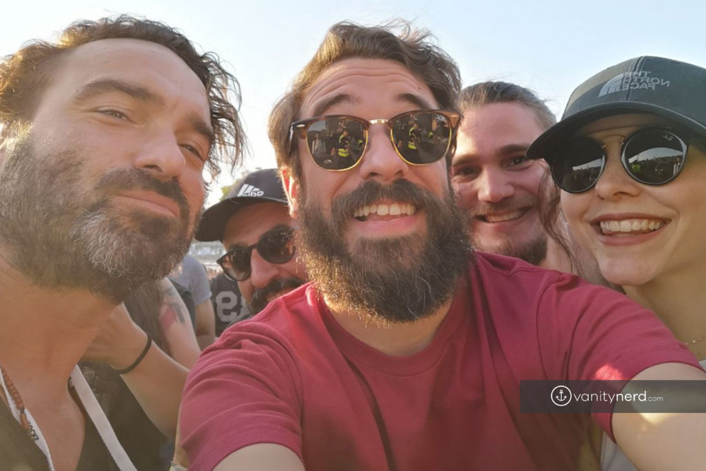Firenze Rocks 2019 Johnny Galecki